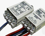 Electronic ballasts for led