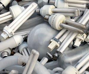 Утилизация ламп дневного света
