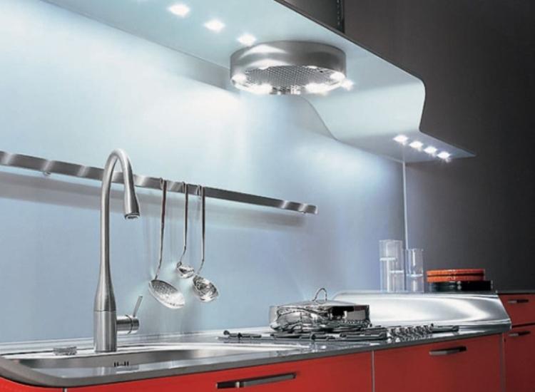 Подсветка для кухни