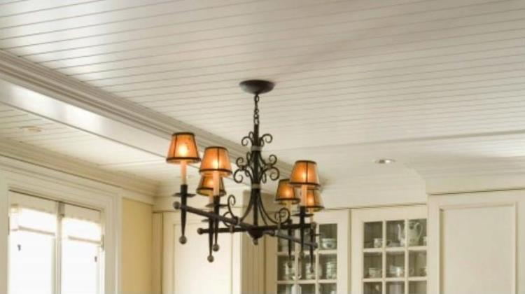 светильники реечный потолок
