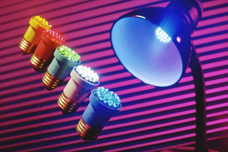 освещение светодиодами