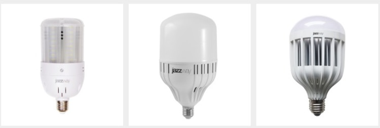 лампы  Jazzway