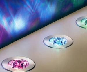 светильники встраиваемые в пол