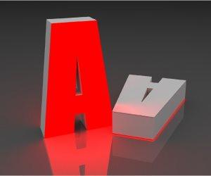 объемные световые буквы изготовление
