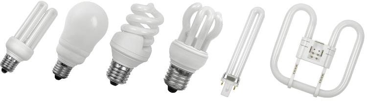 выбор люминесцентной лампы