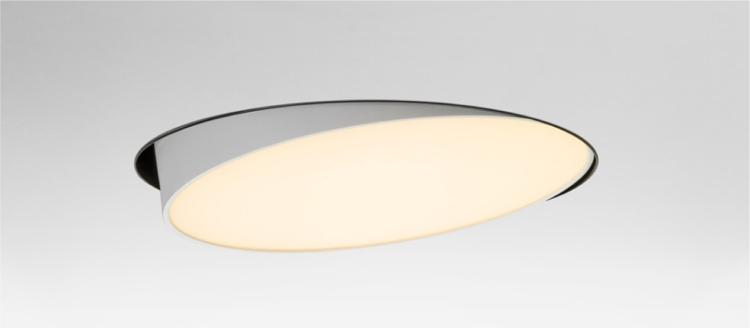 встраиваемые круглые светодиодные светильники