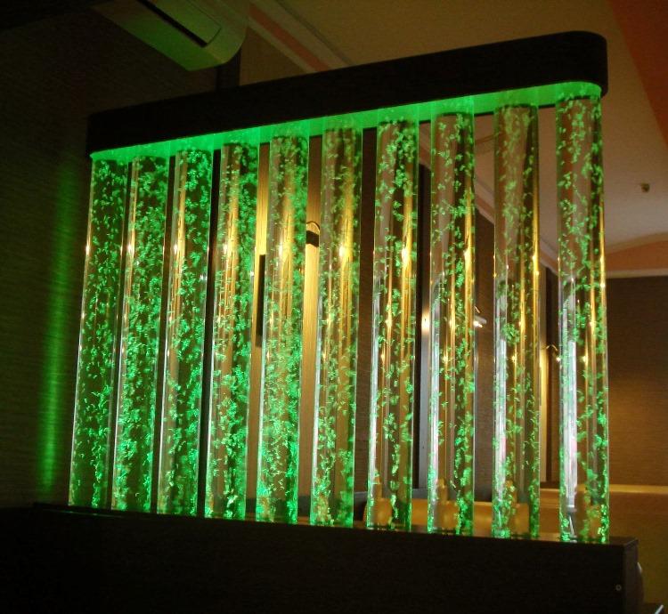 пузырьковая панель в квартире