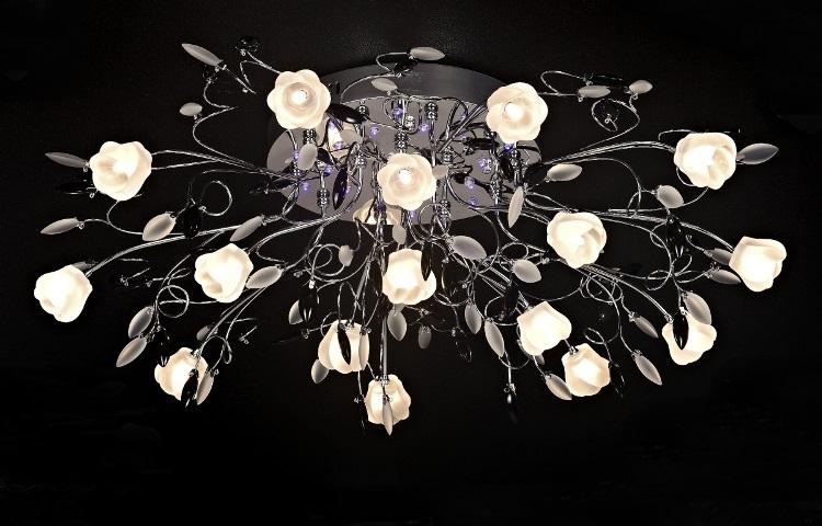 галогенные светильники потолочные