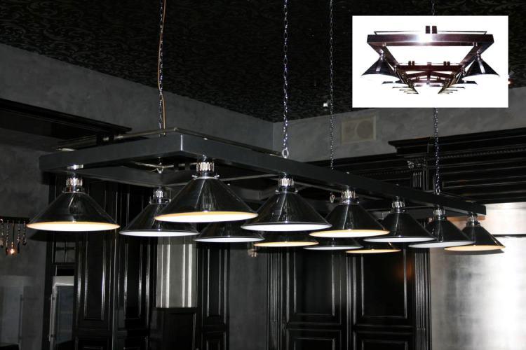 бильярдные лампы