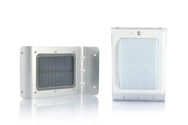 садовые светильники на солнечной батарее
