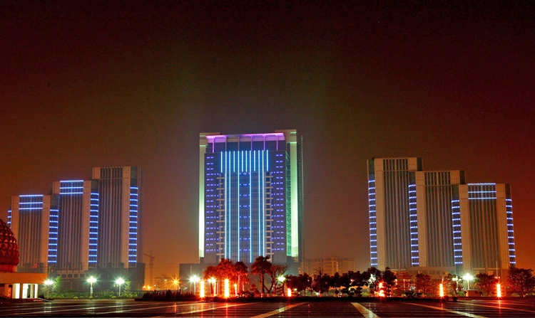 светодиодные архитектурные светильники