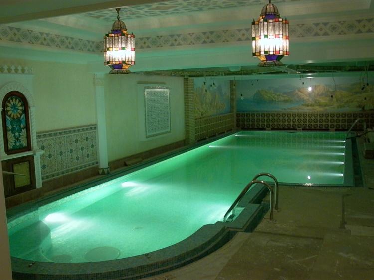 светильники для бассейнов светодиодные