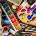 Пензлі для живопису олією – які обрати?
