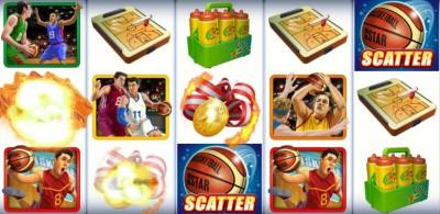 Игровой автомат про баскетбол