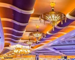 Подсветка в казино