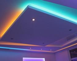 Светодиодная подсветка для потолка 1