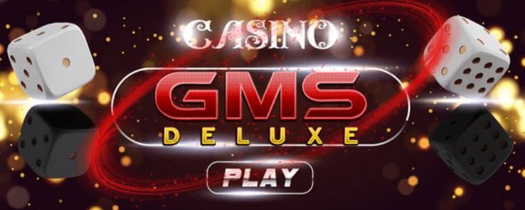 Автоматы онлайн на реальные деньги в GMS Deluxe